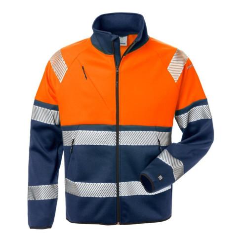Fristads High Vis Sweatjacke, Kl.1 4517 SSL Orange (Herren)