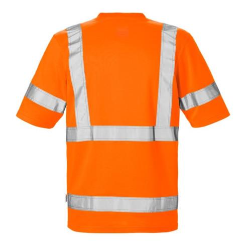 Fristads High Vis T-Shirt 7024 Kl. 3 THV Orange (Herren)