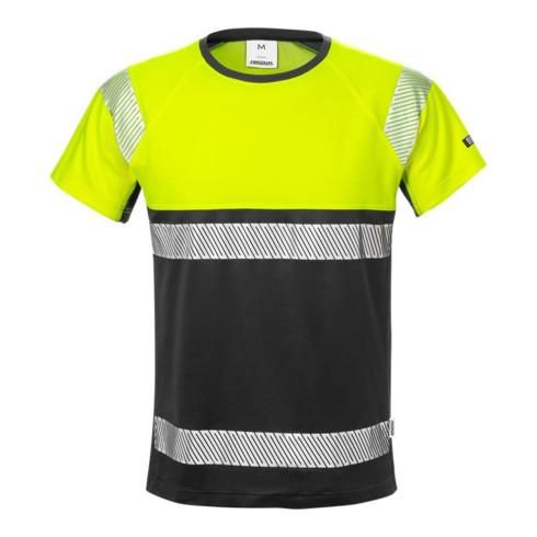 Fristads High Vis T-Shirt, Kl. 1 7518 THV Gelb (Herren)