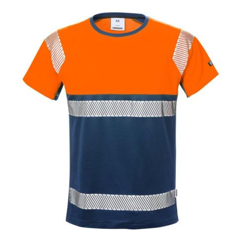 Fristads High Vis T-Shirt, Kl. 1 7518 THV Orange (Herren)