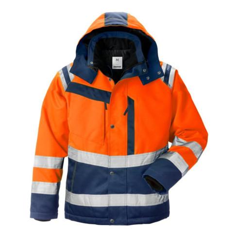 Fristads High Vis Winterjacke Damen 4143 PP Orange (Damen)