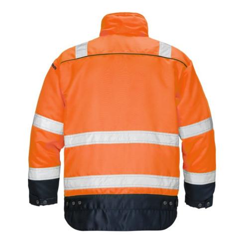 Fristads High Vis Winterjacke Kl. 3 444 PP Orange (Herren)