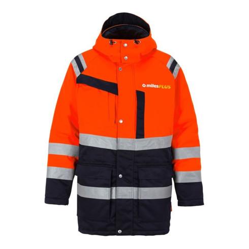 Fristads High Vis Winterparka Kl. 3 4042 PP Orange (Herren)