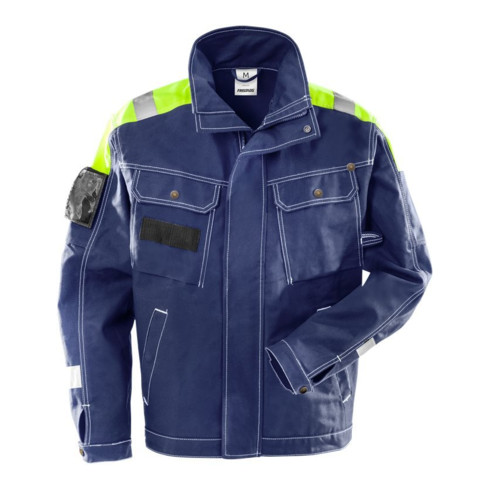 Fristads Jacke 447 FAS Blau (Herren)