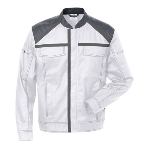Fristads Jacke 4555 STFP Weiß (Herren)