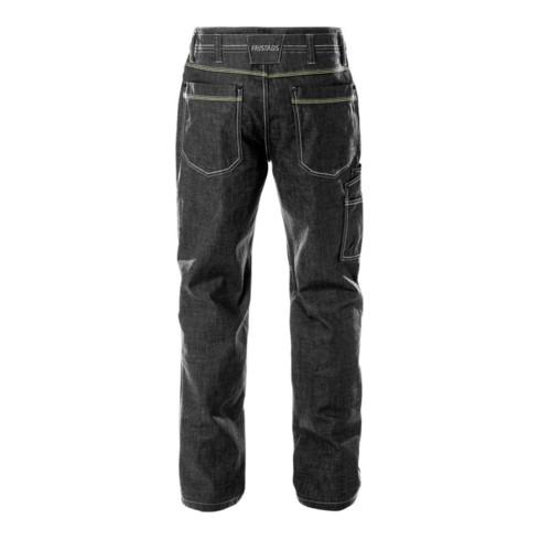 Fristads Jeans 270 DY Schwarz (Herren)