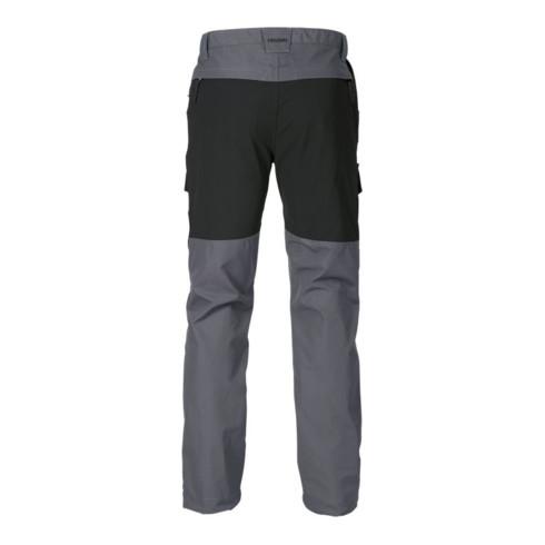 Fristads Kansas Bundhose 2526 PLW grau/schwarz 65% PES/35% CO