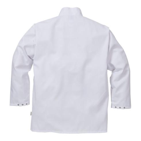 Fristads LMI Mantel kurz 3003 P154 Weiß (Unisex)