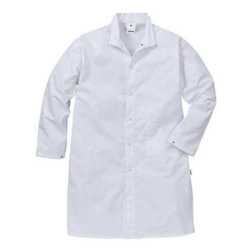 Fristads LMI Mantel lang 3004 P154 Weiß (Unisex)