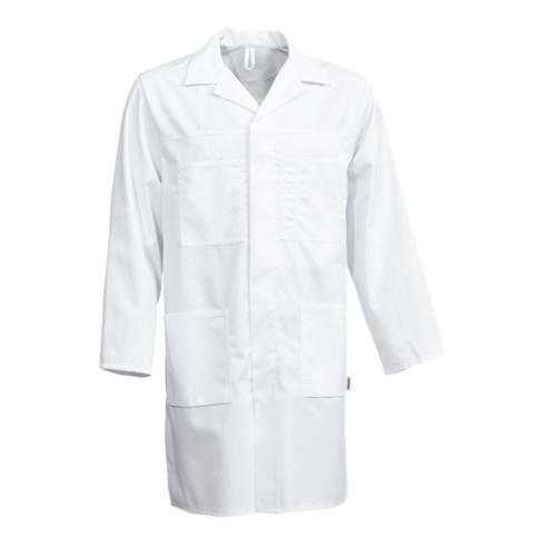 Fristads Mantel 3001 P154 Weiß (Herren)