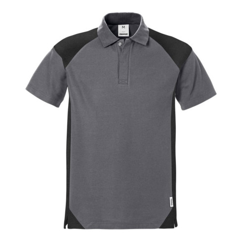 Fristads Poloshirt 7047 PHV Grau (Herren)