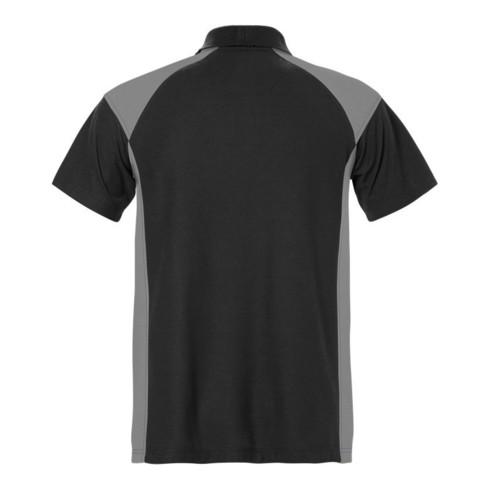 Fristads Poloshirt 7047 PHV Schwarz/Grau (Herren)