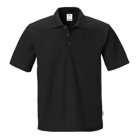 Fristads Poloshirt 7392 PM Schwarz (Herren)