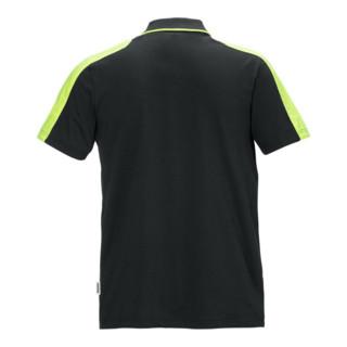 Fristads Poloshirt 7448 RTP Schwarz (Herren)