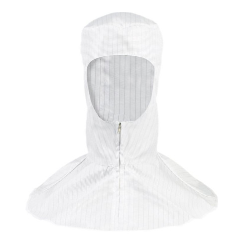 Fristads Reinraum Haube 5R011 XR50 Weiß (Unisex)