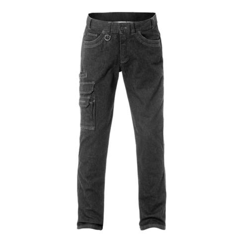 Fristads Service Stretch-Jeans 2501 DCS Schwarz (Herren)