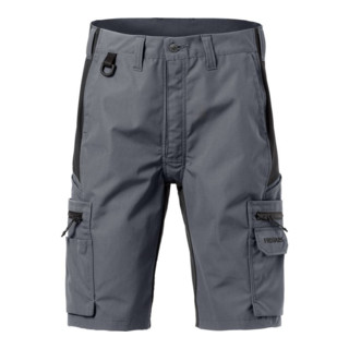 Fristads Service Stretch-Shorts 2702 PLW Grau (Herren)