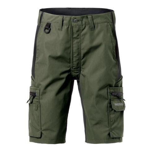 Fristads Service Stretch-Shorts 2702 PLW Grün (Herren)