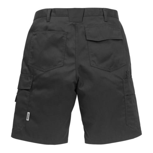 Fristads Shorts 2508 P154 Schwarz (Herren)
