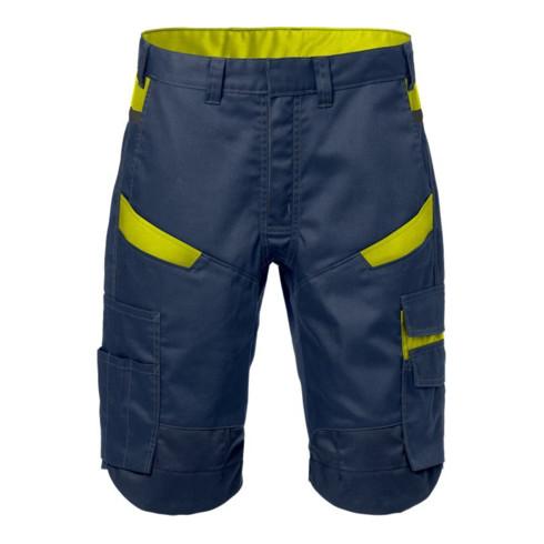Fristads Shorts 2562 STFP Marine/Gelb (Herren)
