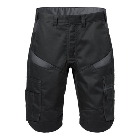 Fristads Shorts 2562 STFP Schwarz/Grau (Herren)