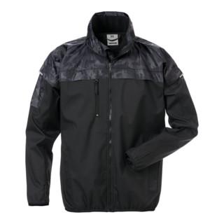 Fristads Softshell-Jacke 4100 LSH Schwarz (Herren)