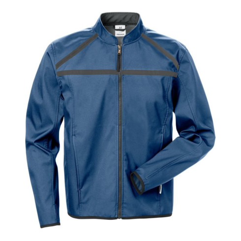 Fristads Softshell-Jacke 4557 LSH Blau (Herren)