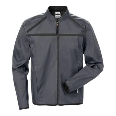 Fristads Softshell-Jacke 4557 LSH Grau (Herren)