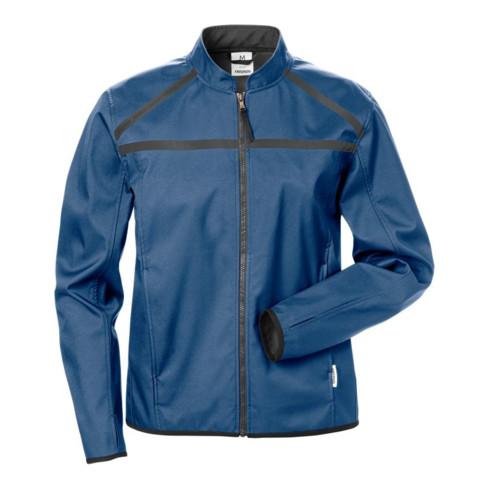 Fristads Softshell-Jacke Damen 4558 LSH Blau (Damen)