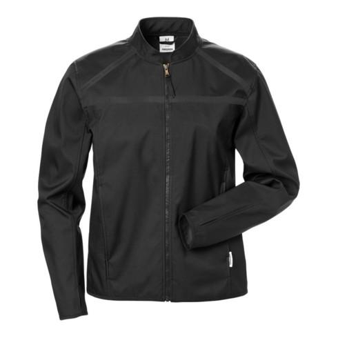 Fristads Softshell-Jacke Damen 4558 LSH Schwarz (Damen)