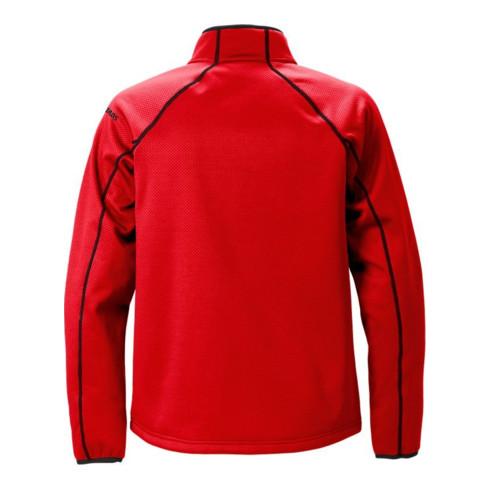 Fristads Softshell Stretch-Jacke 4905 SSF Rot (Herren)