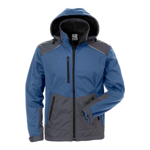 Fristads Softshell-Winterjacke 4060 CFJ Blau (Herren)