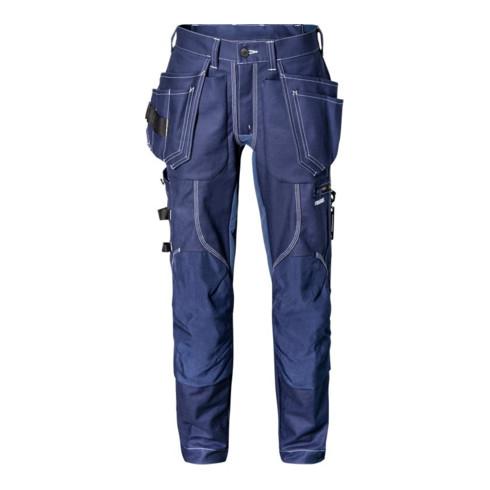 Fristads Stretch-Handwerkerhose 2604 FASG Blau (Herren)