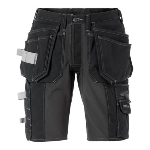 Fristads Stretch-Shorts 2532 CYD Schwarz (Herren)