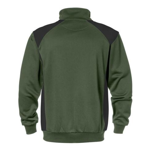 Fristads Sweatshirt 7048 SHV Grün (Herren)