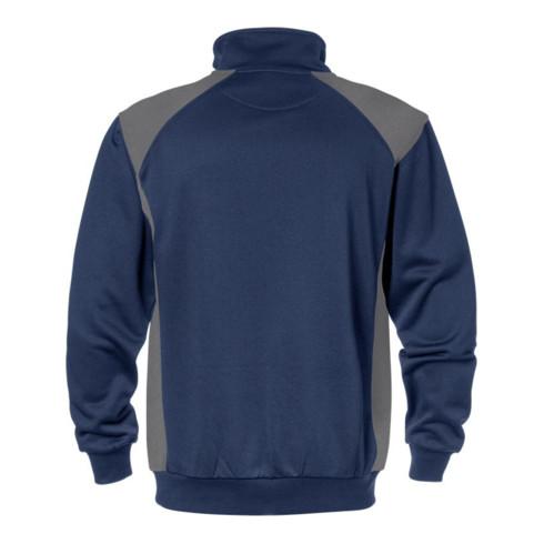 Fristads Sweatshirt 7048 SHV Marine/Grau (Herren)