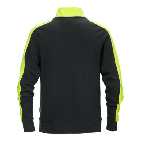 Fristads Sweatshirt 7449 RTS Schwarz (Herren)