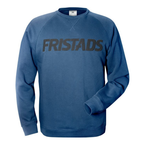 Fristads Sweatshirt 7463 SHK Blau (Herren)