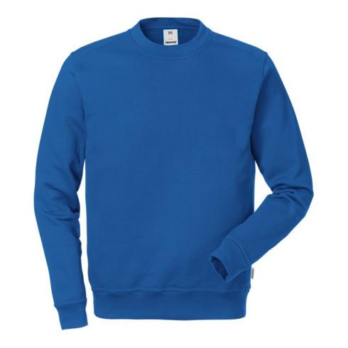 Fristads Sweatshirt 7601 SM Blau (Herren)