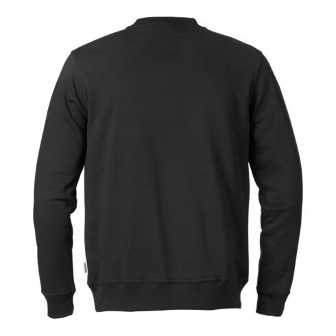 Fristads Sweatshirt 7601 SM Schwarz (Herren)