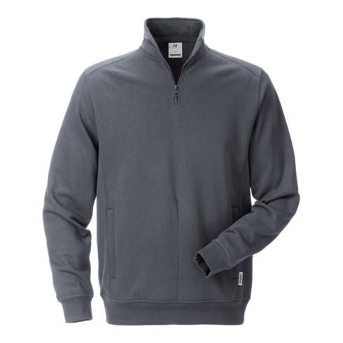 Fristads Sweatshirt 7607 SM Grau (Herren)
