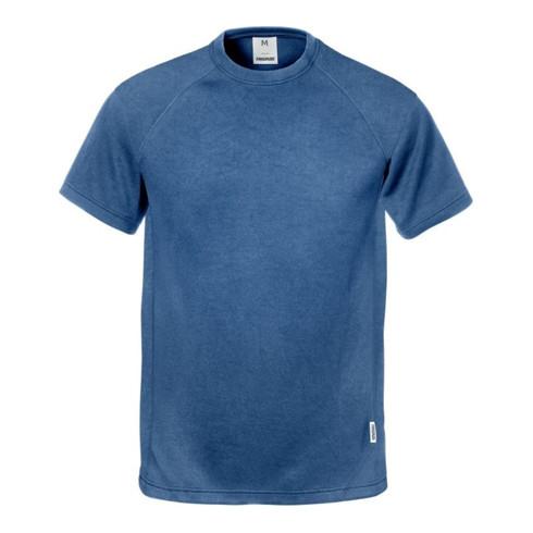 Fristads T-Shirt 7046 THV Blau (Herren)