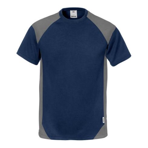 Fristads T-Shirt 7046 THV Marine/Grau (Herren)