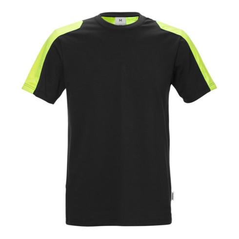 Fristads T-Shirt 7447 RTT Schwarz (Herren)
