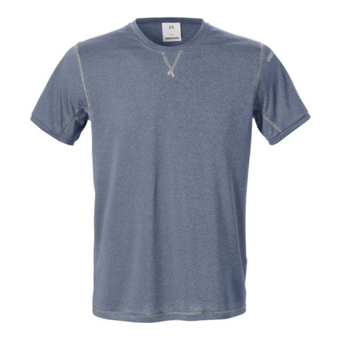 Fristads T-Shirt 7455 LKN Blau (Herren)