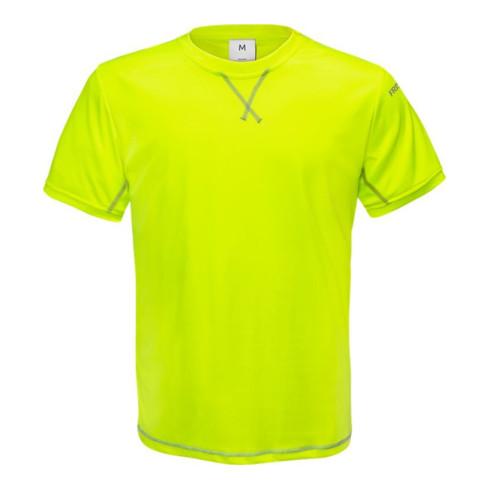 Fristads T-Shirt 7455 LKN Gelb (Herren)