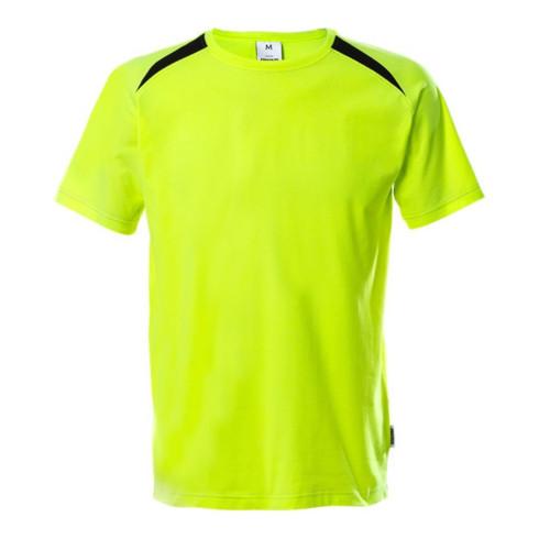 Fristads T-Shirt 7906 TY Gelb (Unisex)