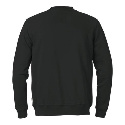 Fristads T-Shirt Langarm 7402 FM Schwarz (Herren)
