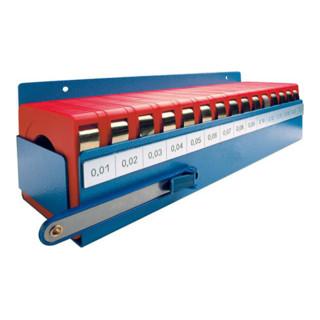 Fühlerlehrenband in Werkstattbox FORMAT