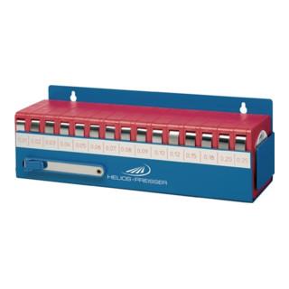 Fühlerlehrenbandset 0,01-0,25mm L.5 m B.13mm H.PREISSER